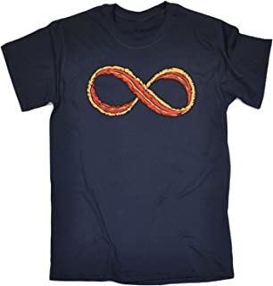 123t Men's Infinity Bacon T-Shirt
