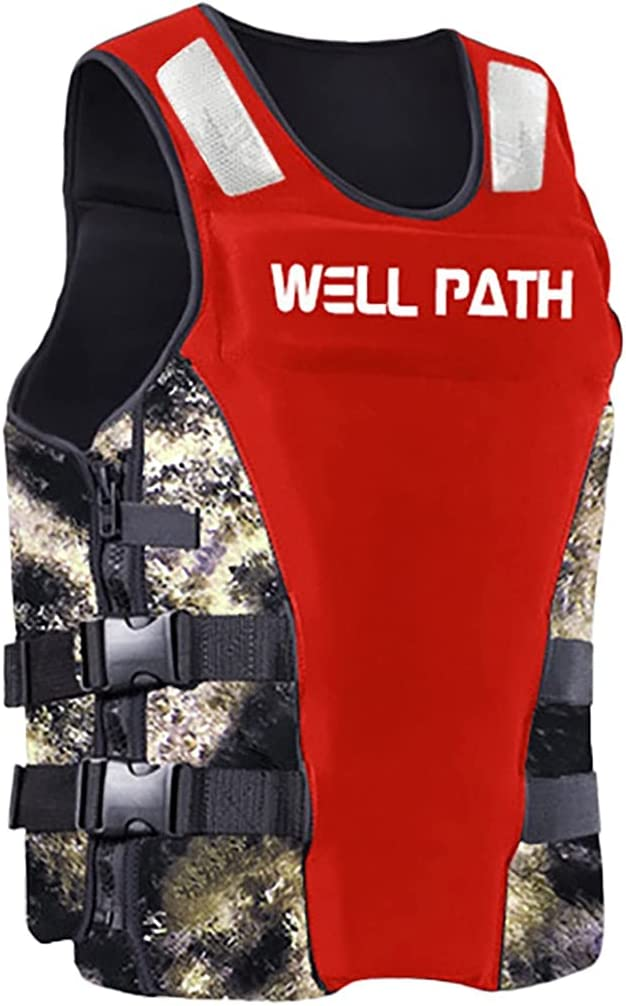 Life Jackets for Adults, Water Sport Jacket Life Vests Water Sports Accessories