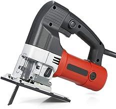 De mano sierra de calar, 220V 600W eléctrica sierra caladora para cortar finas placas de metal Hojas de plástico de la carpintería