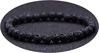 Minimalist 6Mm Bead Natural Stone Bracelet Charm Yoga Meditation Buddha Braclet for Man Women Handmade Jewelry Accessories Joyas