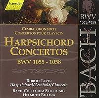 Bach:Harpsichord Concs Bwv1055