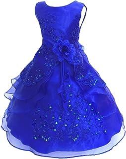 Amazon Fr Robe Bleu Roi