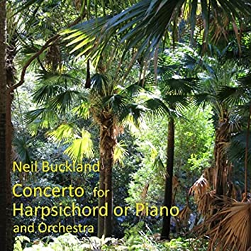 Concerto for Harpsichord or Piano and Orchestra