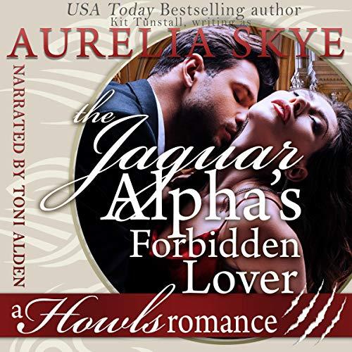 The Jaguar Alpha's Forbidden Lover  By  cover art