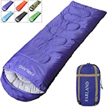 FARLAND Sleeping Bags 20℉ for Adults Teens Kids with Compression Sack Portable and..