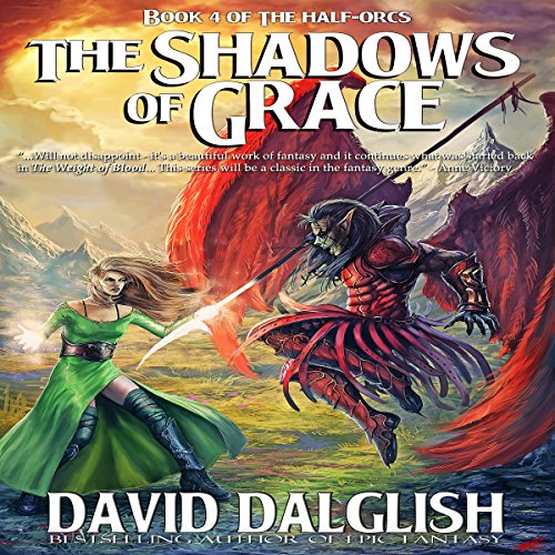 The Shadows of Grace audiobook cover art
