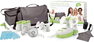 Ardo - Calypso-to-Go Double Electric Breast Pump, Ultra-Silent Hospital-Technology Pump, with Messenger Bag and Many Acces...