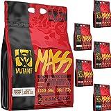 PVL Mutant Muscle Mass Gainer Powder, Chocolate Fudge Brownie, 6.8kg
