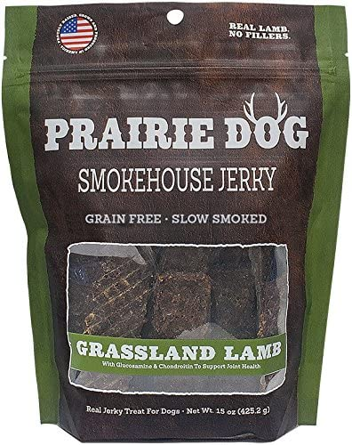 Prairie Special Campaign Max 57% OFF Dog Pet Products Grassland Treat Smokehouse Jerky Lamb
