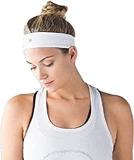 Best white lululemon headband Reviews