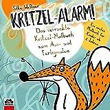 Kritzel-Alarm! Das verrückte Kritzel-Malbuch zum Aus- und Fertigmalen: Ein erstes