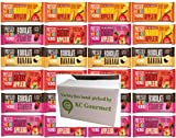24ct - Kind Whole Fruits Bars (Formerly Pressed) Variety Pack, No Sugar Added, Non GMO, Kosher