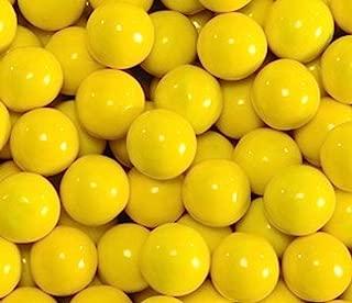 Golden Yellow Shimmer Sixlets Candy 1LB Bag