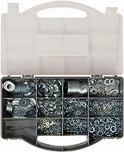 Fixman 477005 ringen assortiment 1.000 stuks, zilver