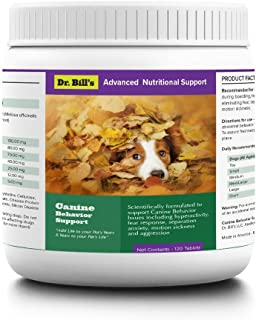 skullcap and valerian root for dogs