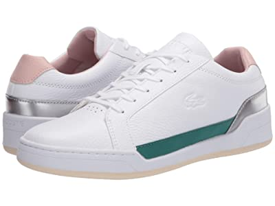 Lacoste Challenge 120 3 (White/Natural) Women