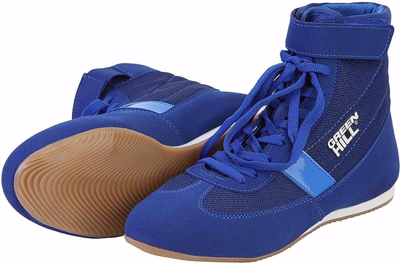 Grün Hill Boxing schuhe schuhe schuhe Short ( Blau , 43 )  2a51d3