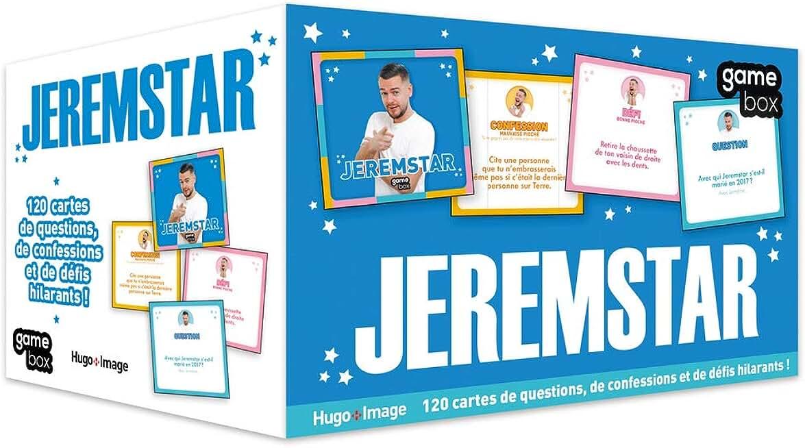 Game box Jeremstar