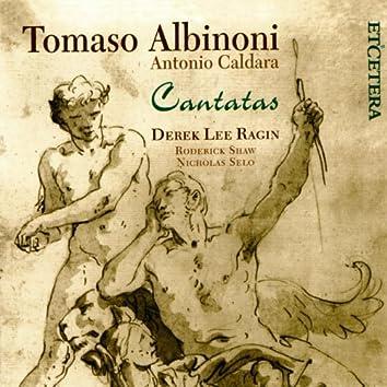 Tomaso Albinoni, Antonio Caldara, Cantatas