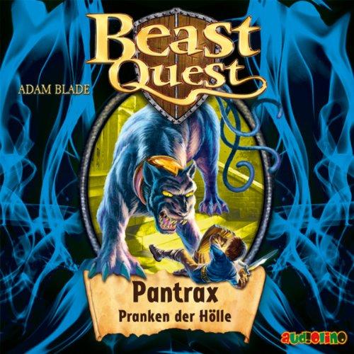 Pantrax, Pranken der Hölle Titelbild