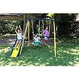 Sportspower MSC-4190 Power Play Time Metal Swing Set