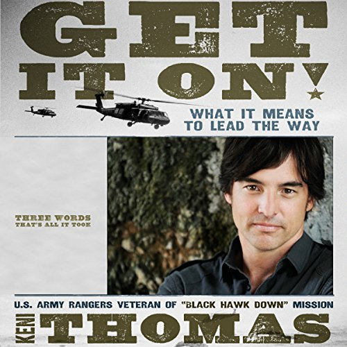 Get It On! audiobook cover art