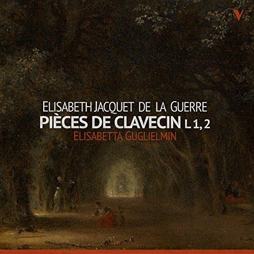 Pieces de Clavecin - Elisabetta Guglielmin/h'chord (2CD)
