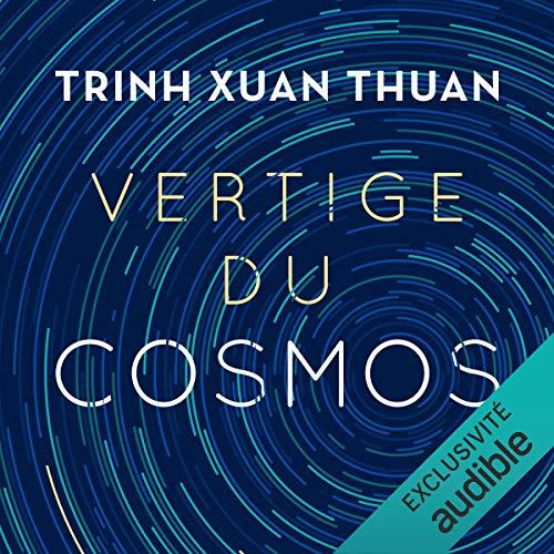Page de couverture de Vertige du Cosmos