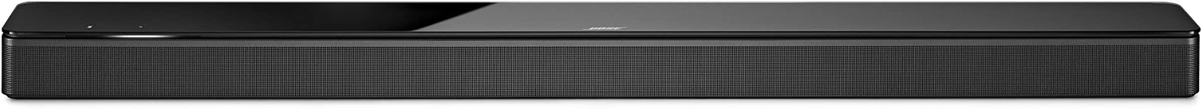 Bose Soundbar 700 con Alexa Voice Control Integrado, Negro