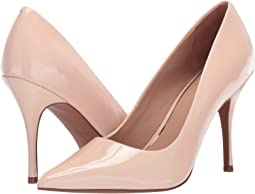 Pale Pink Patent Leather