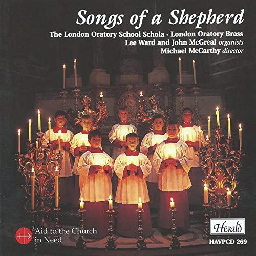 The London Oratory School Schola, London Oratory Brass & Michael McCarthy feat. Lee Ward & John McGreal