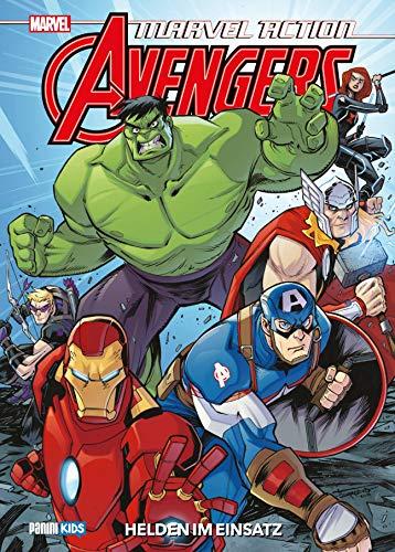 Marvel Action: Avengers: Bd. 1: Helden im Einsatz