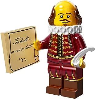 The Lego Movie William Shakespeare Minifigure Series 71004