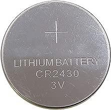 CR2430 CONECTICPLUS Pack de 5 Piles Bouton Lithium 3V