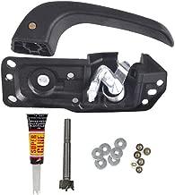 Drivers Inside Door Handle Repair Kit for 2007 2008 2009 2010 2011 2012 2013 Silverado Sierra 2500/3500 Pickup Truck (EXC. SLT/LTZ) Replaces Parts # 80374, 20833606 20871488