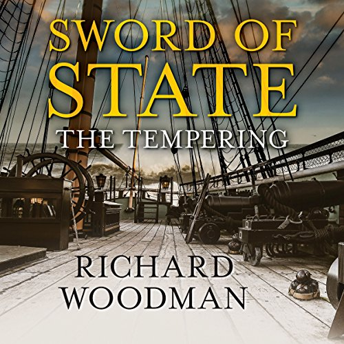 Sword of State: The Tempering audiobook cover art