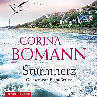 Sturmherz audiobook cover art