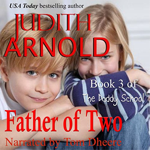 Father of Two audiobook cover art