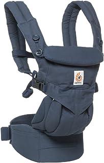 Ergobaby Omni全階段四式360嬰兒背帶-午夜藍BCS360BLU