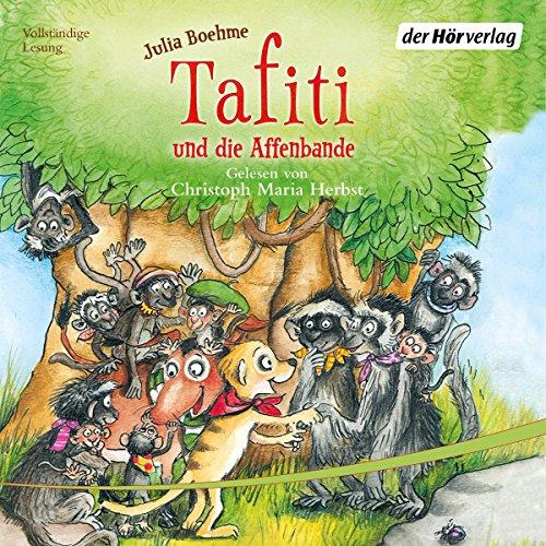 Tafiti und die Affenbande (Tafiti 6) audiobook cover art