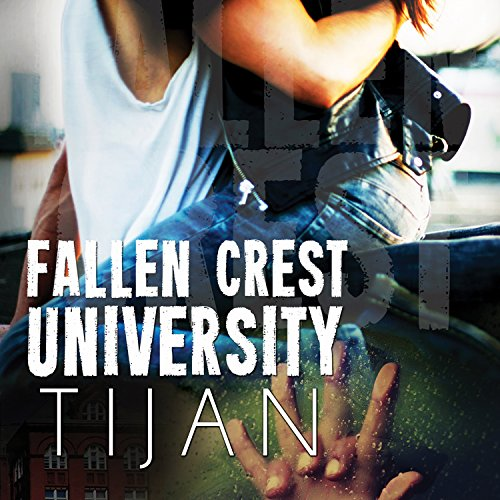 Fallen Crest University audiobook cover art