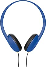 Skullcandy Uproar On-ear Headphones with Built-In Mic and Remote, Ill Famed Royal Blue