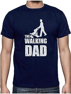 Camiseta para Hombre- Regalos Originales para Padres Primerizos - The Walking Dad
