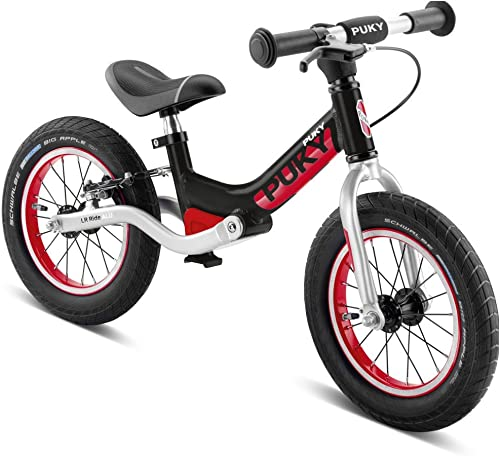 entrega rápida Bicicleta infantil Puky LR Ride Ride Ride negro  alta calidad