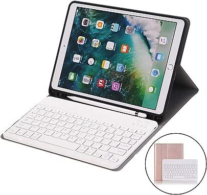 Pingxia Tastatur Case H lle f r iPad Pro 10 5 Inch Abnehmbare Bluetooth Wireless Keyboard Cover mit Auto Wake Schlaf Funktion und St nder f r Apple iPad Pro 10 5 Inch Ros gold Schätzpreis : 25,99 €