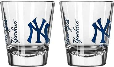 New York Yankees Game Day Shot Glass 2oz