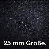 TK Gruppe Timo Klingler 20x Spinnen Set zu Halloween als Grusel Deko & Dekoration für Haus, Tisch & Garten - Spinnendeko - 3
