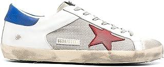 Golden Goose Luxury Fashion Uomo GMF00103F00111680853 Bianco Pelle Sneakers | Stagione Permanente