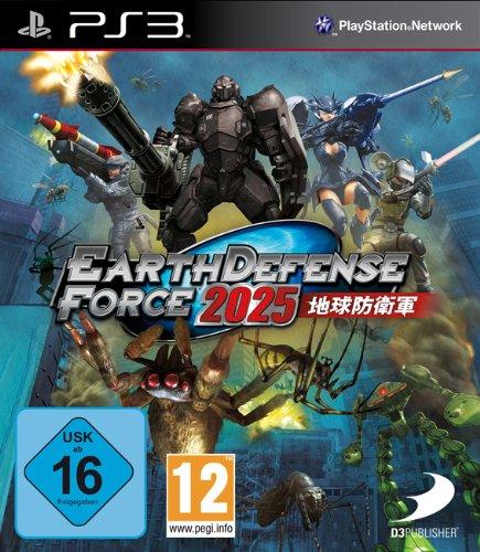 Earth Defense Force 2025 [Edizione: Germania]