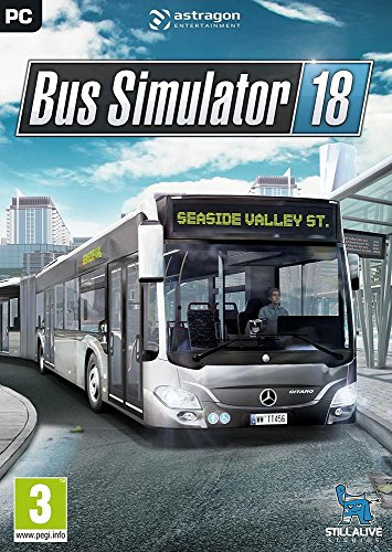 Bus Simulator 18 (PC DVD) [Importación inglesa]
